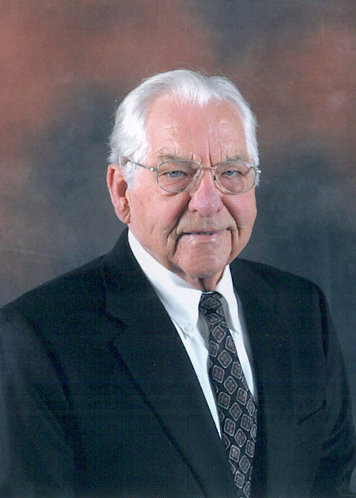 Ralph Peterson - Emeritus Trustee