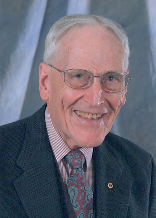 Rueben Schmidt, MD - Emeritus Trustee